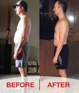 cory veganbros.com fat loss testimonial 2