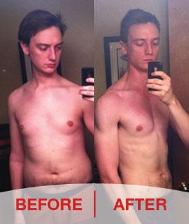 jesse Veganbros.com fat loss testimonial